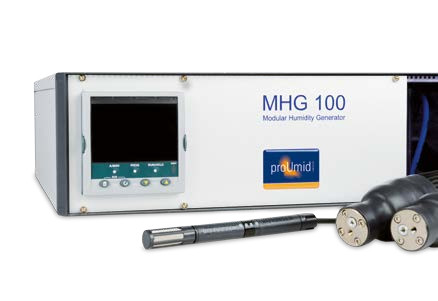 Modular Humidity Generator MHG100 from ProUmid GmbH
